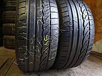 Шины бу 245/40 R19 Dunlop