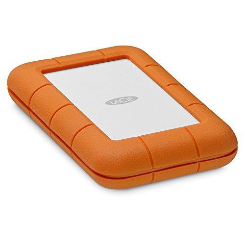 Внешний жесткий диск LaCie Rugged 2 TB (STFS2000800)