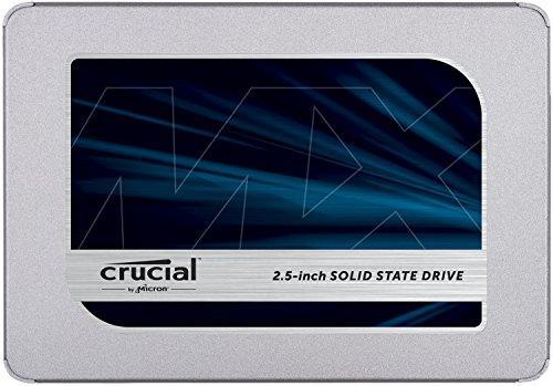 """SSD накопитель Crucial MX500 1TB SATA 6.0Gb/s 2.5"""" CT1000MX500SSD1Z"""