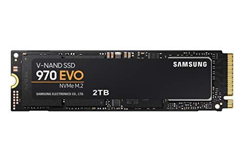 Накопитель SSD Samsung 970 EVO 2TB M.2 2280 (MZ-V7E2T0BW)