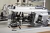 Typical GC 6910A-MD3, компьютерная промышленная швейная машина с встроенным сервомотором и полусухой головой, фото 2