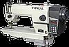 Typical GC 6910A-MD3, компьютерная промышленная швейная машина с встроенным сервомотором и полусухой головой, фото 5