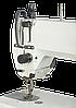 Typical GC 6910A-HD3, компьютерная промышленная швейная машина с встроенным сервомотором и полусухой головой, фото 4