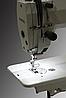 Typical GC 6910A-HD3, компьютерная промышленная швейная машина с встроенным сервомотором и полусухой головой, фото 6