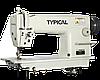 Typical GC 6160, беспосадочная промышленная швейная машина для легких и средних тканей, фото 2
