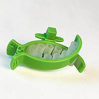Уборник Pooper Большой 6/9.5 см Салатовый (po-200-grn-b)