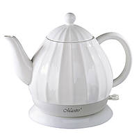 Электрический керамический чайник 1,2 л Maestro MR-070 белый