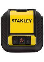 Лазерний нівелір, рівень Stanley Cubix червоний, STHT77498-1