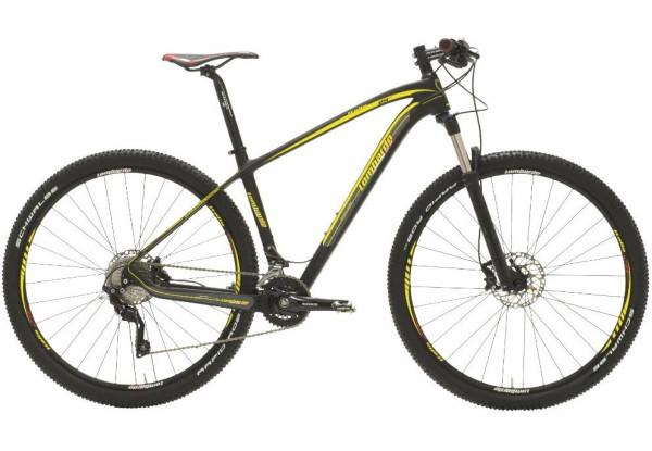 "Велосипед Lombardo ITALIA MIX 29"" черный / желтый 19"""