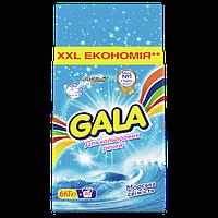 Стиральный порошок Gala Морская свежесть, для цветных тканей, 6 кг