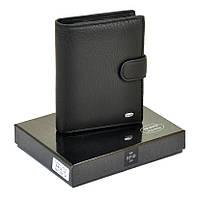 Мужской кошелек Dr. Bond RFID из натуральной кожи. Портмоне., фото 1