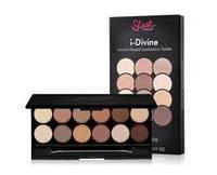 Палетка теней Sleek i Divine Eyeshadow Palette A New Day