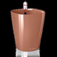 Умный вазон DELTINI 14 бронзово-розовый