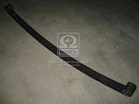 Лист рессоры коренной №1 передней/задний многолистовую ГАЗ 3302 (75х8-1500) с сайлентблоками (Чусовая). 3302-2902015-01-10