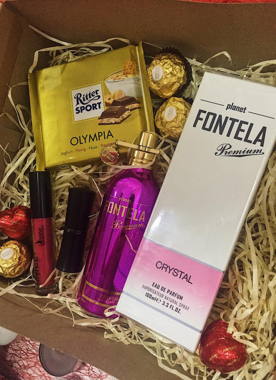 "Бьюти Бокс ""Fontela Premium"""