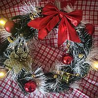 Рождественские венки (ручной работы )