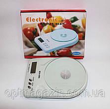 Ваги кухонні ASC 301. Кухонні ваги SCA 301 до 5кг Ваги кухонні Kitchen 301, електронна