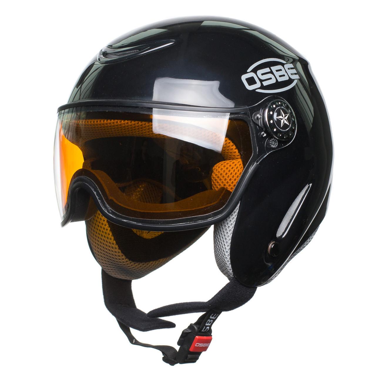 Шолом гірськолижний OSBE Rainbow R M Black