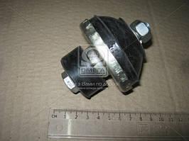 Подушка опоры двигателя УАЗ 452, 469 задняя в сб. пр-во Украина. 452-1001020