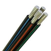 Сип 4 - наружный, самонесущий, алюминиевый провод