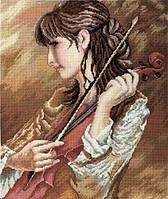 RTO Набор для вышивания Соната для скрипки
