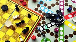 Настольные игры, наборы для творчества