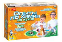 Научные игры, наборы для опытов, эксперименты для детей
