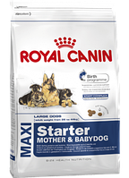 Сухой корм (Роял Канин) Royal Canin Maxi Starter 1 кг для щенков крупных размеров