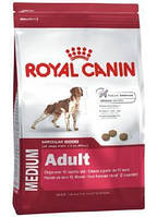 Сухой корм (Роял Канин) Royal Canin Medium Adult 4 кг для собак средних размеров