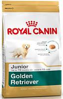 Сухой корм (Роял Канин) Royal Canin Golden Retriever Junior 12 кг для щенков породы лабрадор ретривер в возрасте до 15 месяцев