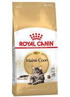Сухой корм (Роял Канин) Royal Canin Maine Coon Adult 4 кг для кошек породы мейн-кун