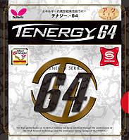 "Накладка Butterfly ""TENERGY 64"""