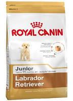 Сухой корм (Роял Канин) Royal Canin Labrador Retriever Junior 1 кг для щенков лабрадор ретривер