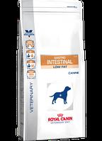 Сухой лечебный корм Royal Canin Gastro Intestinal Low Fat Canine 1.5 кг для собак при нарушениях пищеварения
