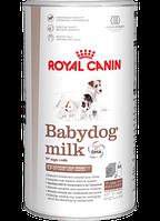 Заменитель сучьего молока для щенков Royal Canin Babydog milk 0.4 кг