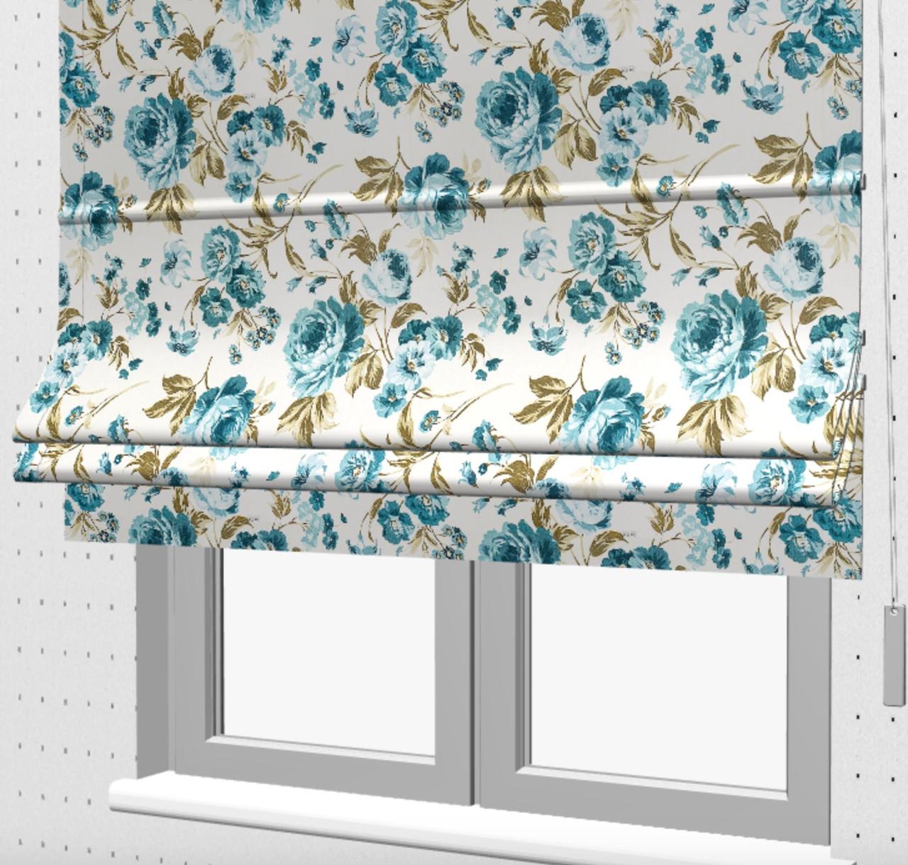 Римська штора на кухню 12104v31