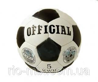 Мяч футбольный OFFICIAL, фото 1