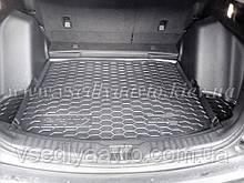 Коврик в багажник HONDA CR-V с 2017 г. (AVTO-GUMM) полиуретан