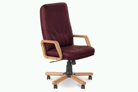 Креслo кожаное  для руководителя «Manager extra» SP, Купить офисное кресло