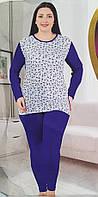 Пижама женская весна-осень XL-2XL Mody underwear 15498