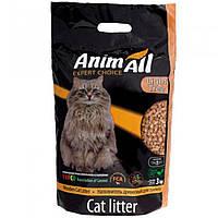 AnimAll (Энимал) наполнитель древесный для котов, 3 кг.