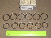 Кольца седел клапанов ДВС Эталон комплект 12шт (Rider). RD252501150148