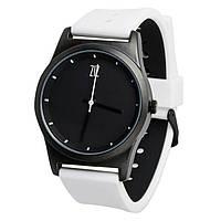 Часы ZiZ Black на силиконовом ремешке + доп. ремешок + подарочная коробка (4100145), фото 1