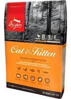 Корм Orijen Cat & Kitten 5.4 кг премиум класса для кошек и котят