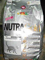 NUTRA GOLD Breeder Cat  1кг (Нутра голд) корм для котов всех пород возраста и активности
