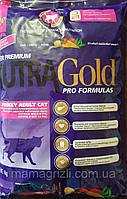 NUTRA GOLD Finicky (Финики) Cat  1кг корм супер-премиум класса для котов привередливых или аллергичных