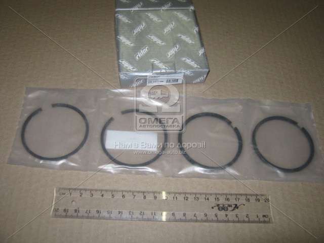 Кольца компрессора Богдан 2,5 мм (Rider). 076.250-2.5RD