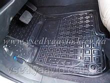 Водительский коврик на HONDA CR-V с 2017 г. (AVTO-GUMM)