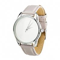 Часы ZiZ Минимализм (ремешок светло - лавандовый, серебро) + дополнительный ремешок (4600158), фото 1