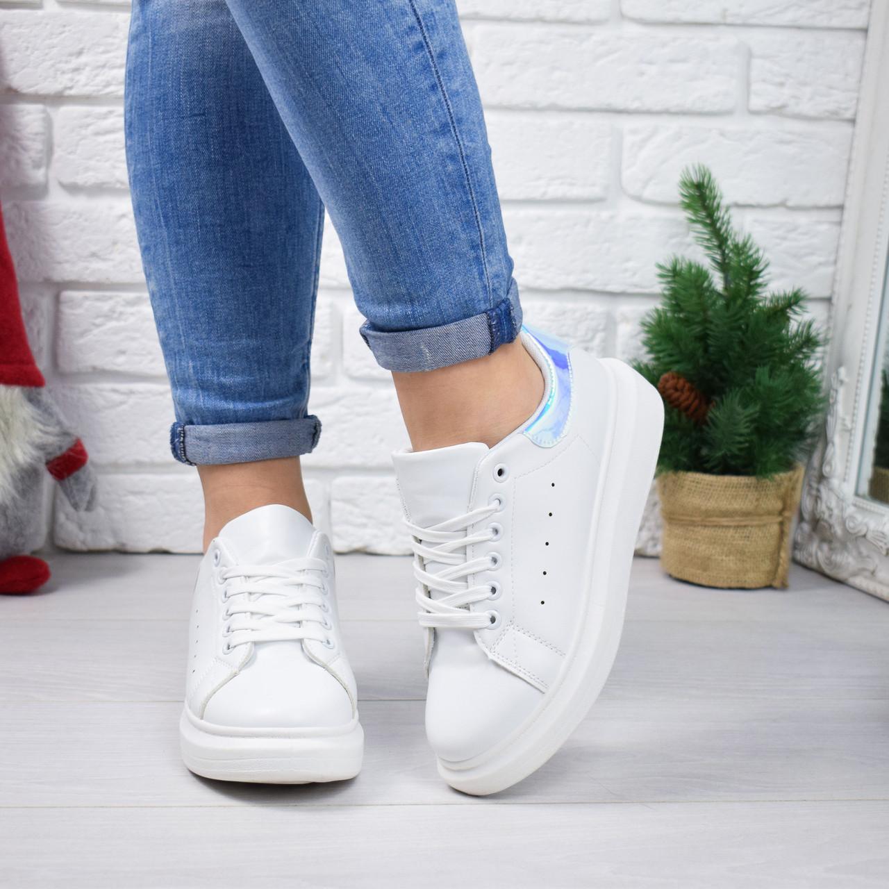 3e9eee43 Кроссовки женские Fresh белый + мульти 6310: продажа, цена в Днепре ...